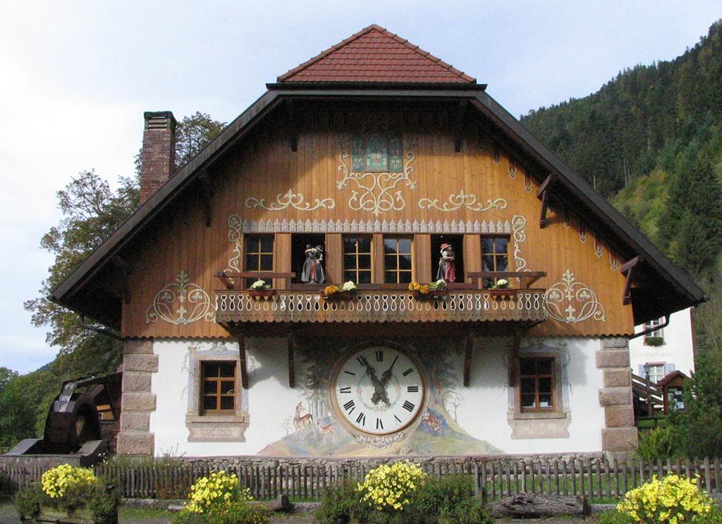 Schwarzwald Jetzt - Kuckucksuhr