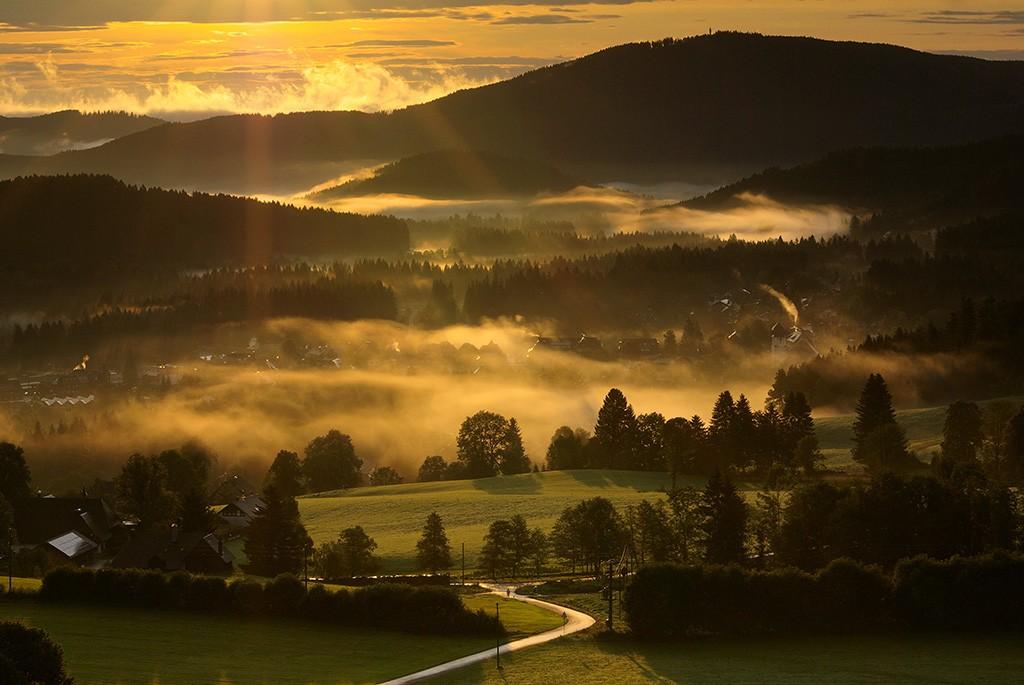Hinterzarten im Hochschwarzwald