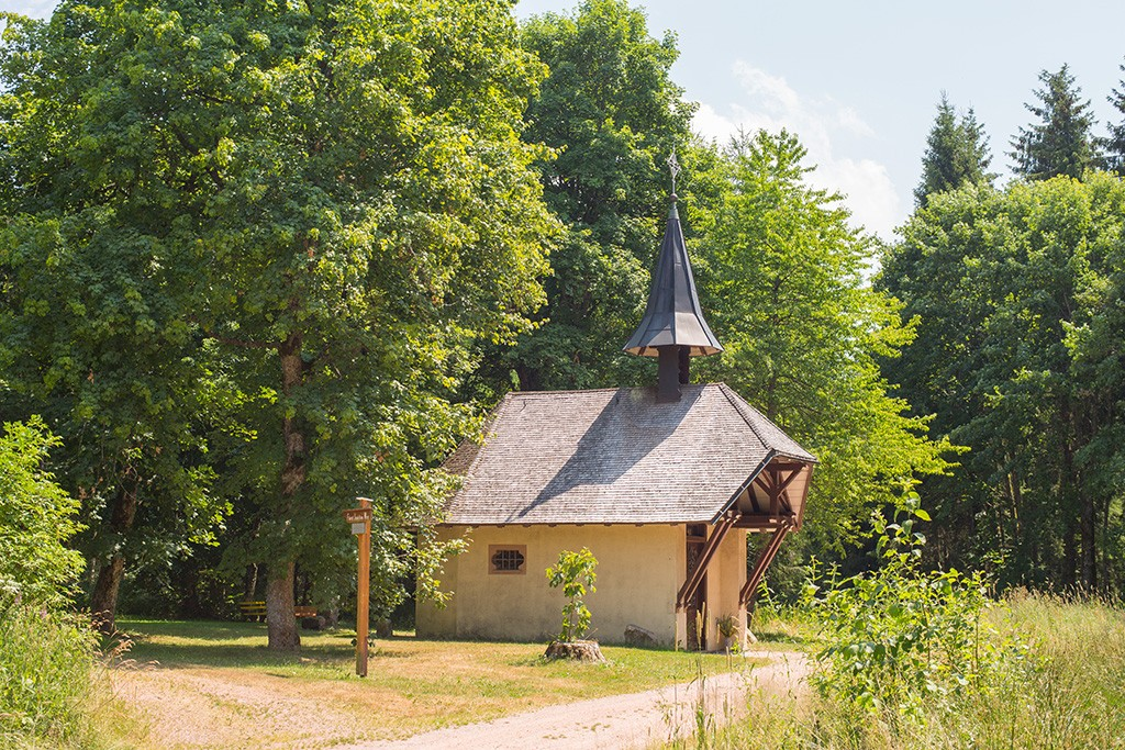 Kappellenführer Hochschwarzwald